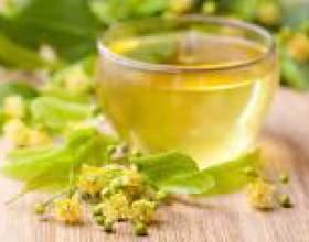 Липовий чай - користь, властивості і протипоказання фото
