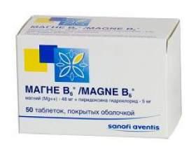 Магне b6 фото