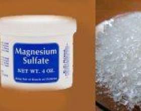 Магнезія для очищення кишечника фото