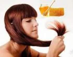 Маска для кінчиків волосся в домашніх умовах фото