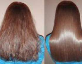 Маска для ламінування волосся в домашніх умовах фото
