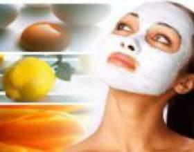 Маска для сухої шкіри обличчя в домашніх умовах фото