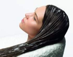 Маски з блакитної глини для волосся фото