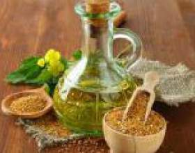Масло гірчиці: корисні властивості, застосування фото