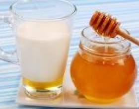 Мед від кашлю, молоко з медом від кашлю - як правильно застосувати? фото