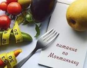 Метод схуднення мішель монтіньяк (французька дієта) фото
