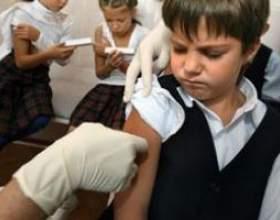 Міністерство здоров`я повідомило, що дитина без вакцини не буде прийнятий в школу! фото