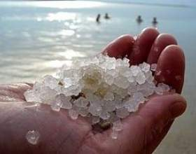 Морська сіль - цілитель для всього організму. фото