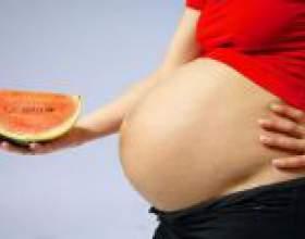 Чи можна кавун під час вагітності? фото