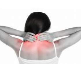 Нестабільність шийних хребців: симптоми, лікування фото