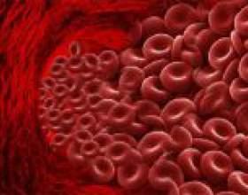 Низький, високий гемоглобін фото