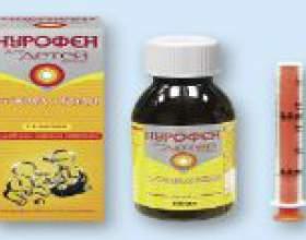 Нурофен для дітей: інструкція із застосування фото