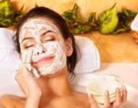 Очищаюча маска для обличчя в домашніх умовах фото