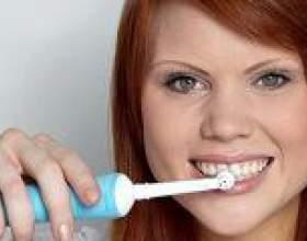 Виявляється, електричні зубні щітки дуже шкідлиⳠфото
