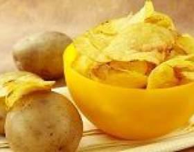 Виявляється, картопля фрі і чіпси - корисні продукти фото