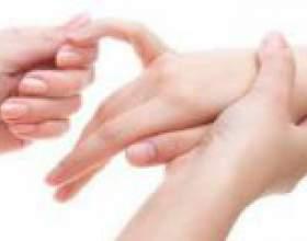 Оніміння мізинця на лівій і правій руці фото