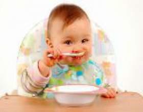 Основні правила прикорму дітей до року фото