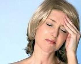 Гострий головний біль, причини, лікування фото