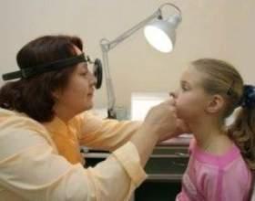 Гострий і хронічний гайморит у дітей фото