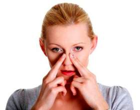 Гострий синусит: симптоми і лікування фото