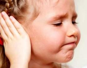 Отит у дітей, симптоми і лікування фото