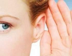 Отосклероз - причини, симптоми, діагностика та лікування фото