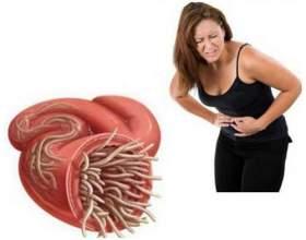 Паразити в організмі людини: симптоми фото