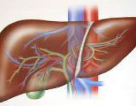 Печінкова недостатність - причини, симптоми, лікування фото