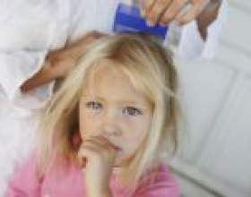 Педикульоз у дітей - симптоми, як лікувати? фото
