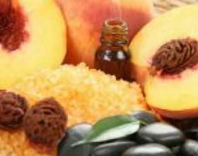 Персикове масло для шкіри обличчя від зморшок фото