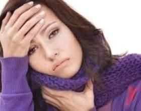 Перші симптоми трахеїту у дорослих і у дітей фото
