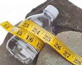 Питна дієта: худнемо на рідинах фото