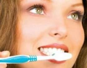 Чому не можна захоплюватися зубною пастою? фото
