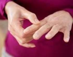 Чому німіє вказівний палець лівої руки? фото