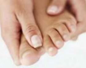 Чому німіють пальці на ногах? фото