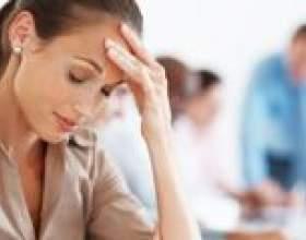 Чому вранці болить голова? Ранкова головний біль фото