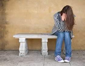 Підліткова депресія негативно впливає на їхнє здоров`я. фото