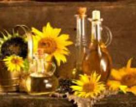 Соняшникова олія в догляді за волоссям фото