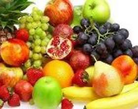 Корисні властивості фруктів, ягід фото