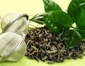 Корисні властивості зеленого чаю і протипоказання до нього фото