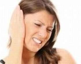 Причини і лікування закладеності вуха. Як позбутися від закладеності у вухах при застуді? фото