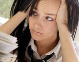 Причини і симптоми нервового зриву фото