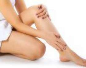 Причини набряклості ніг у жінок фото