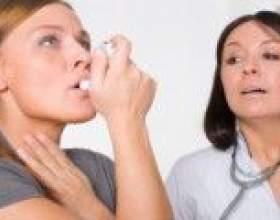 Причини виникнення бронхіальної астми фото