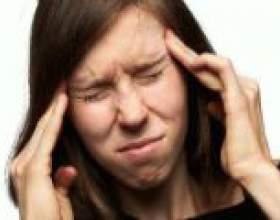 Пульсуючий головний біль: причини, лікування фото