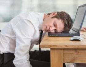 Робота без відпочинку викликають проблеми з мозком. фото