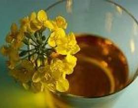 Рапсове масло: застосування, користь і шкода фото