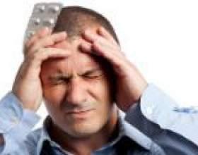 Різкий головний біль: симптоми, причини, лікування фото