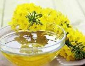 Рижієву масло, корисні властивості, користь і шкода фото