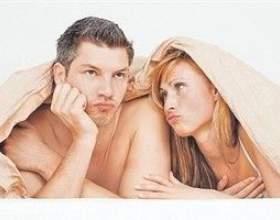 Сексуальна незадоволеність зменшує життя! фото